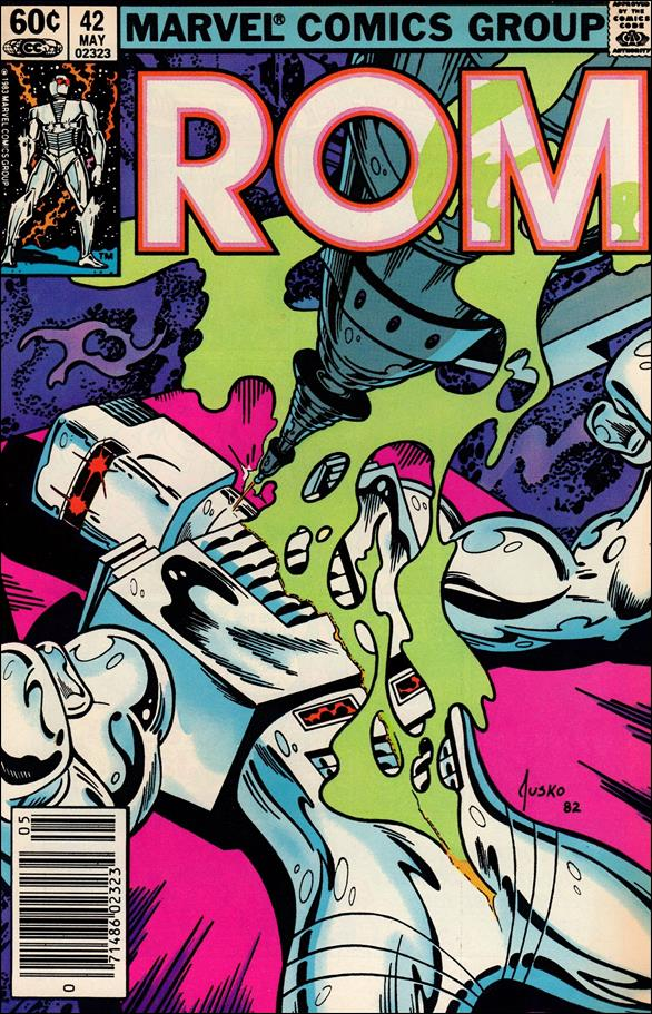 ROM (1979) 42-A by Marvel