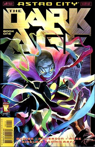 Astro City: Dark Age/Book    One 1-A by WildStorm
