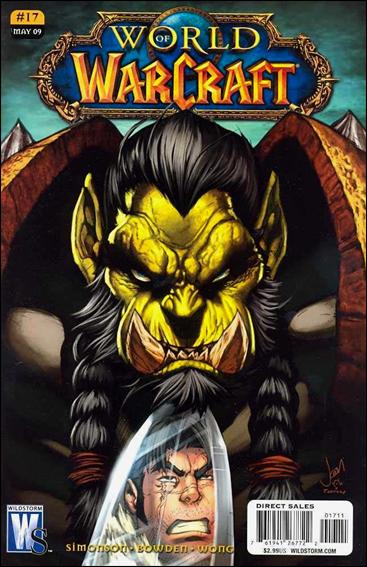 World of Warcraft 17-A by WildStorm