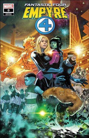Empyre: Fantastic Four 0-D