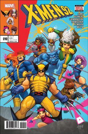 X-Men '92 (2016) 10-A
