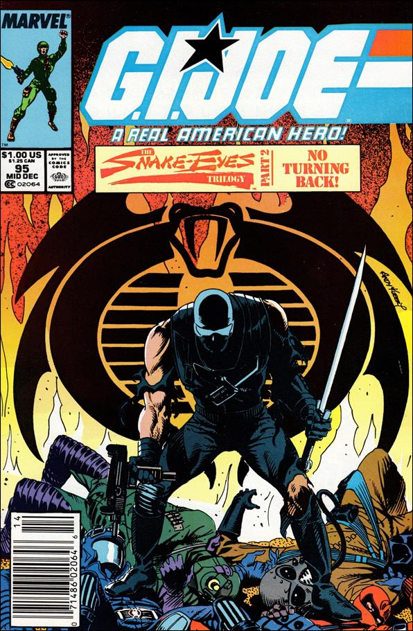 G.I. Joe: A Real American Hero 95-A by IDW