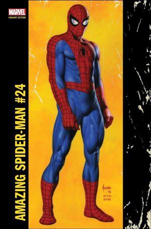 Amazing Spider-Man (2015) 24-B