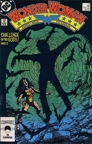 Wonder Woman (1987) 11-A by DC