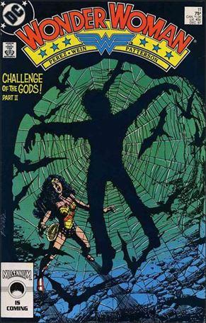 Wonder Woman (1987) 11-A