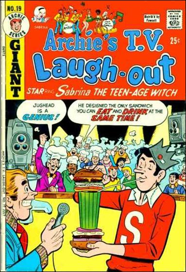Archie's TV Laugh-Out 19-A by Archie