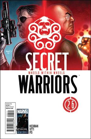 Secret Warriors 26-A
