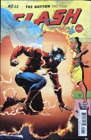 Flash (2016) 22-B
