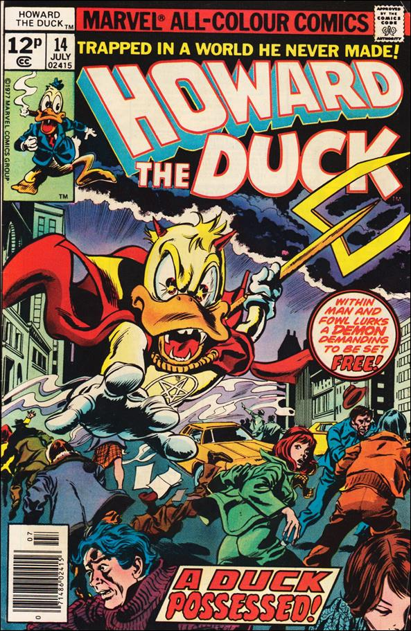 Howard the Duck (1976) 14-C by Marvel