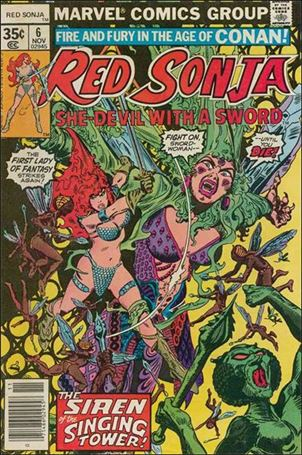 Red Sonja (1977) 6-A