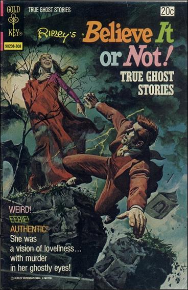 Ripley's Believe It or Not! (1967) 42-A by Gold Key