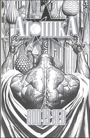Atomika 1-D by Mercury Comics