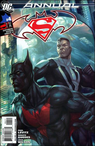 Superman/Batman Annual 4-A by DC