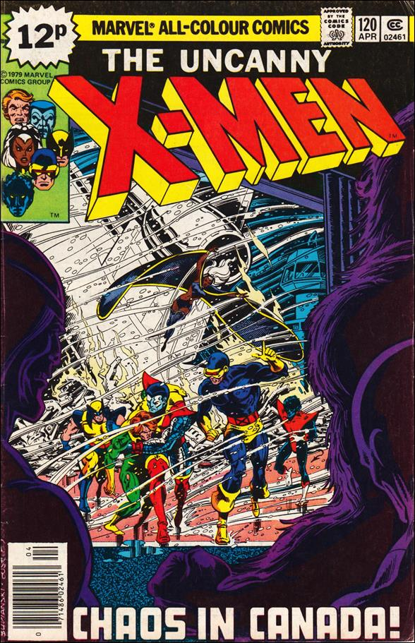 X-Men (1963) 120-B by Marvel