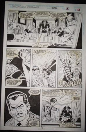 Spectacular Spider-Man (1976) Story page 13