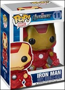 POP! Marvel Iron Man (Avengers) by Funko