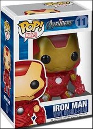 POP! Marvel Iron Man (Avengers)