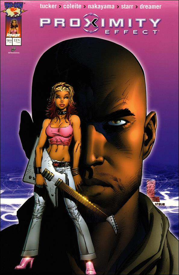 Proximity Effect nn-A by Top Cow