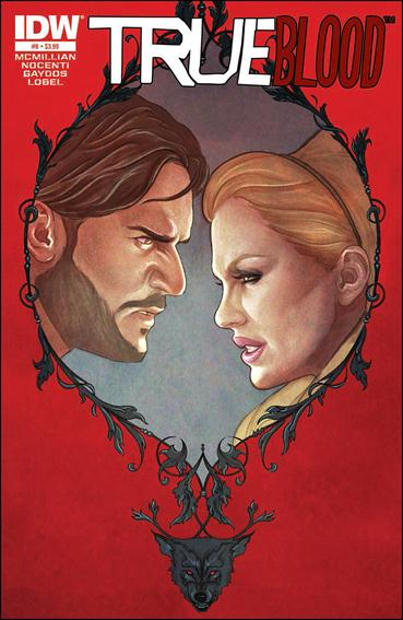 True Blood (2012) 8-A by IDW