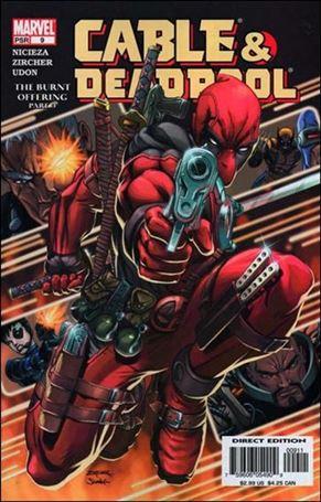 Cable & Deadpool 9-A