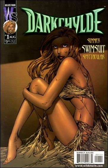 Darkchylde Summer Swimsuit Spectacular 1-A by WildStorm