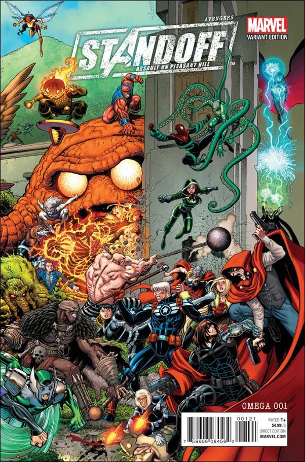 Avengers Standoff: Assault on Pleasant Hill Omega 1-B