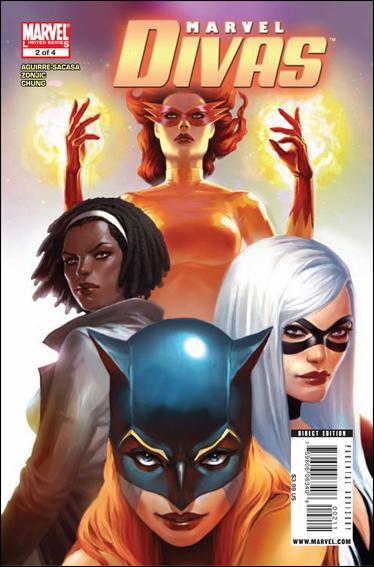 Marvel Divas 2-A by Marvel