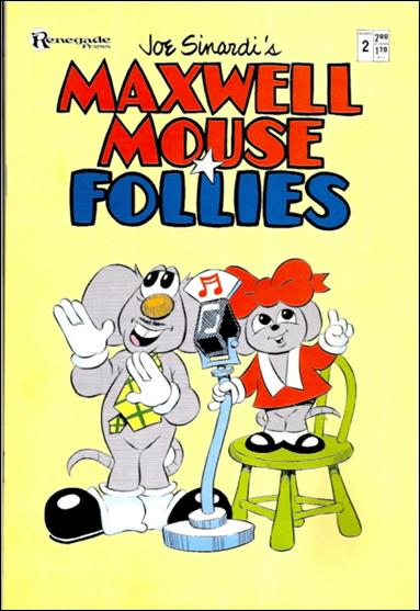 Maxwell Mouse Follies 2-A by Renegade