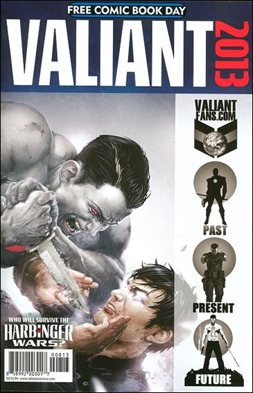 Valiant Comics FCBD 2013 Special 1-E by Valiant Entertainment