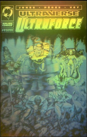 UltraForce (1994) 1-C by Malibu