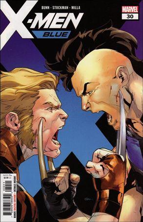 X-Men: Blue 30-A