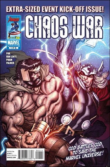 Chaos War 1-A by Marvel