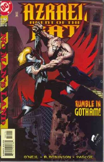 Azrael (1995) 52-A by DC