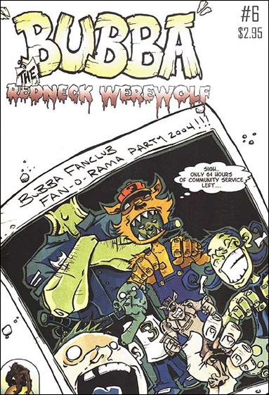 Bubba the Redneck Werewolf 6-A by Brass Ball