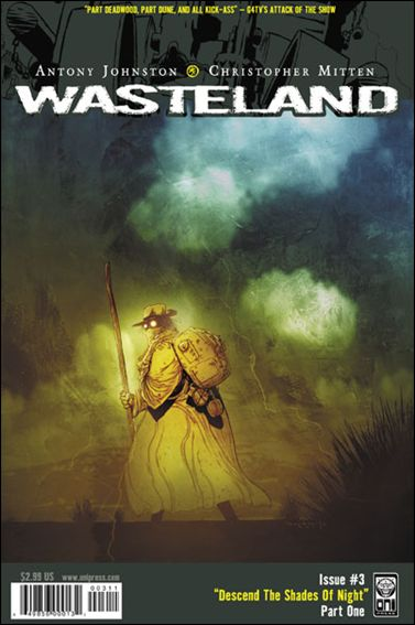 Wasteland (2006) 3-A by Oni Press