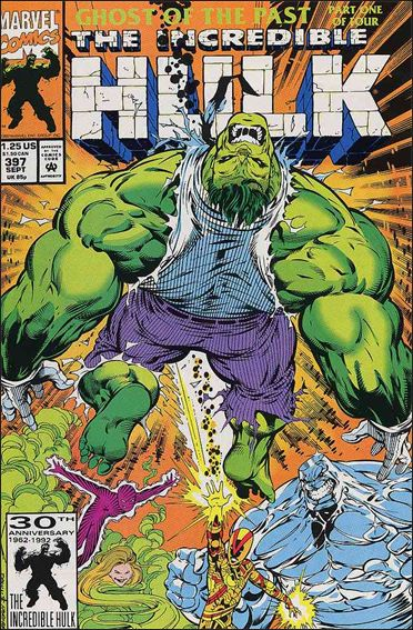 Incredible Hulk (1968) 397-A by Marvel