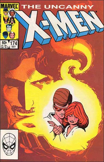 Uncanny X-Men (1981) 174-A by Marvel