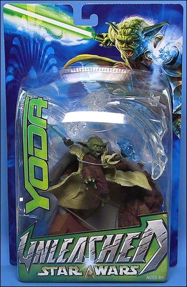 Star Wars: Unleashed Yoda by Hasbro