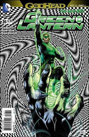 Green Lantern (2011) 36-A