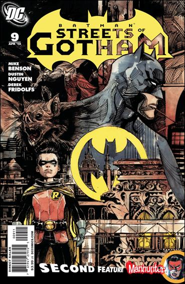 Batman: Streets of Gotham 9-A by DC