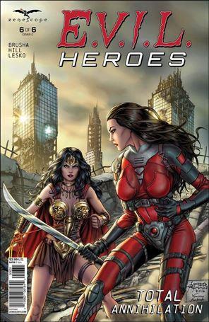 E.V.I.L. Heroes 6-C