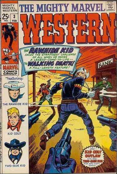 Mighty Marvel Western 3-A by Marvel