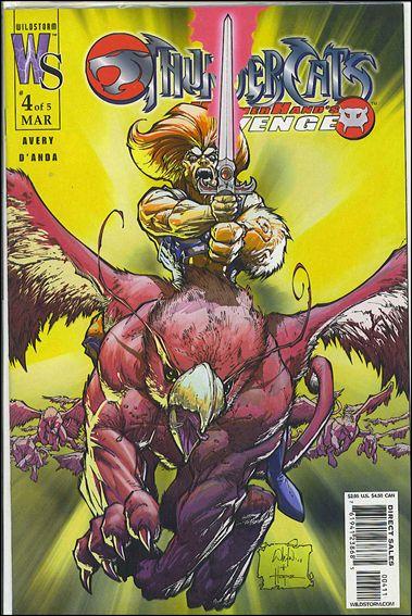 ThunderCats: Hammerhand's Revenge 4-B by WildStorm