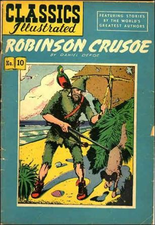 Classic Comics/Classics Illustrated 10-I