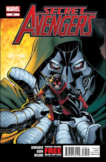 Secret Avengers (2010) 33-A by Marvel
