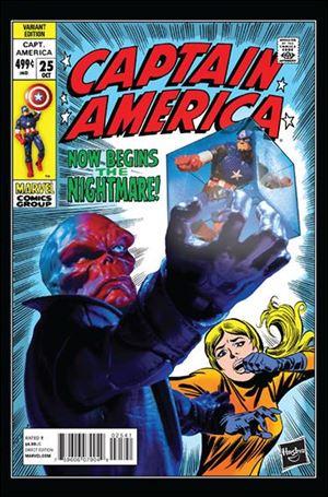 Captain America (2013) 25-B