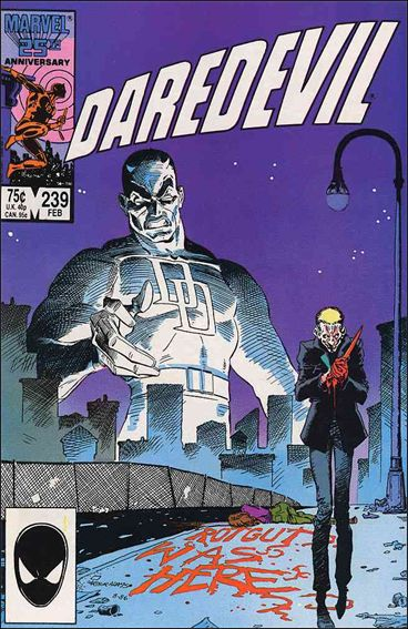Daredevil (1964) 239-A by Marvel