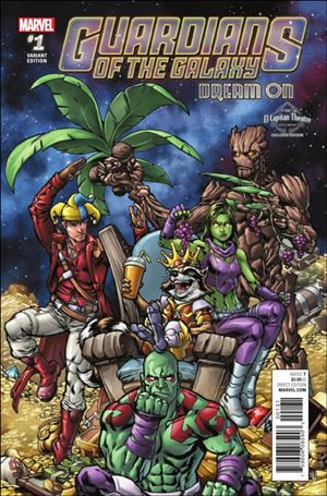 Guardians of the Galaxy: Dream On 1-C