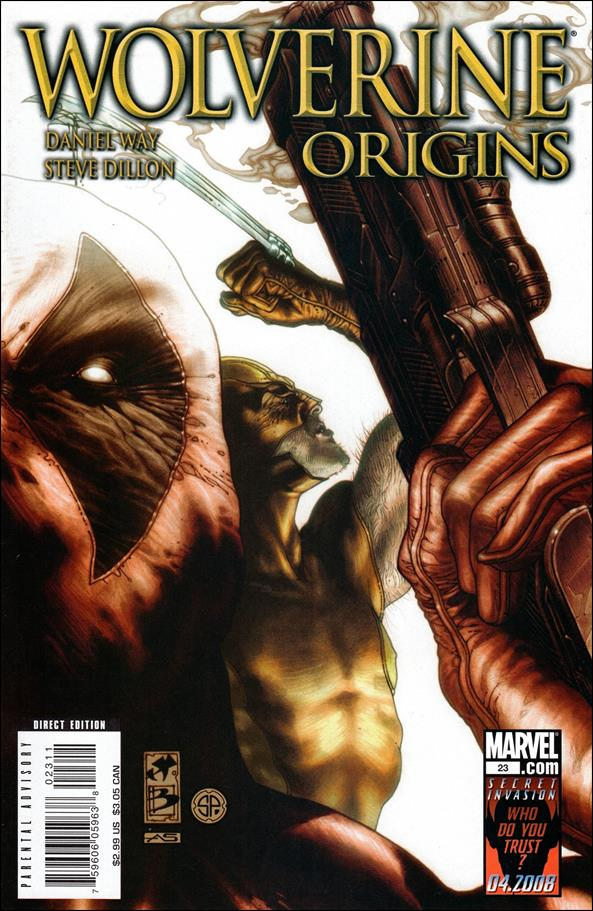 Wolverine: Origins 23-A by Marvel