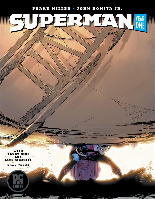 Superman: Year One 3-A by DC Black Label